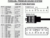 2007 Ford Mustang Wiring Diagram | Fuse Box And Wiring Diagram
