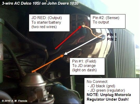 John Deere Wiring Diagrams On Wiring Diagram For John Deere 110