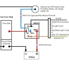 Bosch Relay Wiring Diagram For Horn 5 Pin And 2003 Mitsubishi Lancer Radio Post | Fuse Box