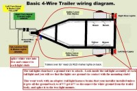 4 Way Wiring Diagram For Trailer Lights - Facbooik with ...