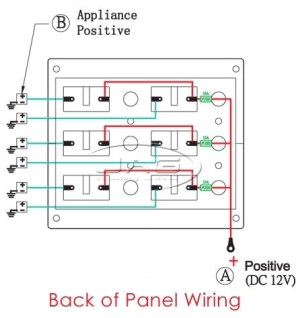 Boat Switch Wiring Diagram | Fuse Box And Wiring Diagram