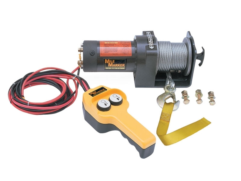 mile marker winch wiring diagram electric