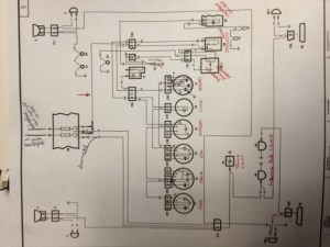1975 Fiat 124 Spider Wiring Diagrams   Fuse Box And Wiring