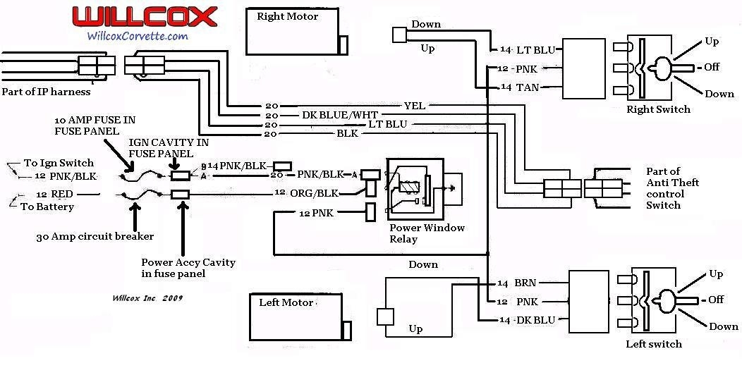 Tpi Maf Wiring Diagram TPI Tech Gauges Wiring Wiring