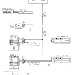 2001 Subaru Forester Stereo Wiring Diagram 3 Way Valve Flow 99 Interior Parts Intended For 2003 ...