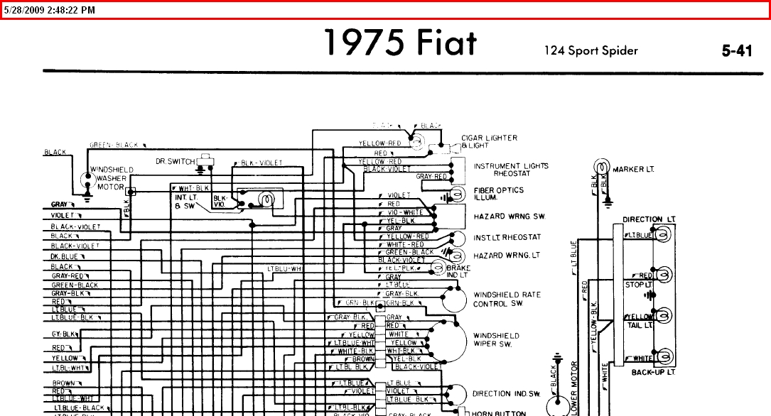 a diagram for the ignition wiring for a 1975 fiat spider engine died within 1975 fiat spider wiring diagram?resize\\\\\\\=665%2C359\\\\\\\&ssl\\\\\\\=1 fiat doblo wiring diagram fiat 124 1978 engine diagram, fiat 128 1969 fiat 500 wiring diagram at crackthecode.co