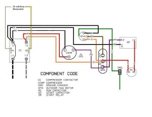 Ac Condenser Fan Motor Wiring Diagram | Fuse Box And