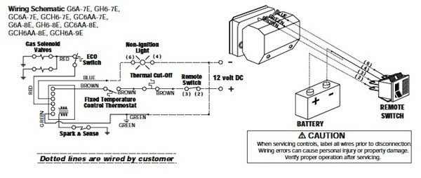 Wiring Diagram For Suburban Furnace Sf35 Suburban Furnace