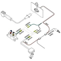 Wireless Winch Remote Wiring Diagram Spinal Cord And Nerves Badland Instructions Warn Throughout ...