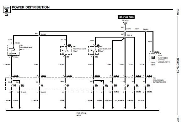 1998 bmw 528i wiring diagram