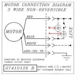 Doerr Single Phase Motor Wiring Diagram California Court System | Fuse Box And
