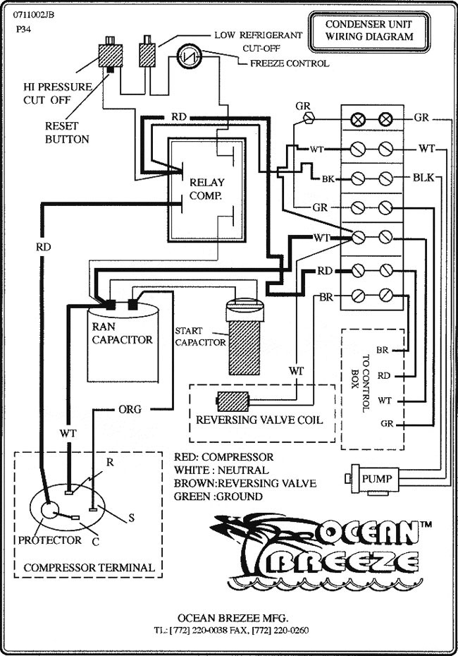 bohn wiring diagrams