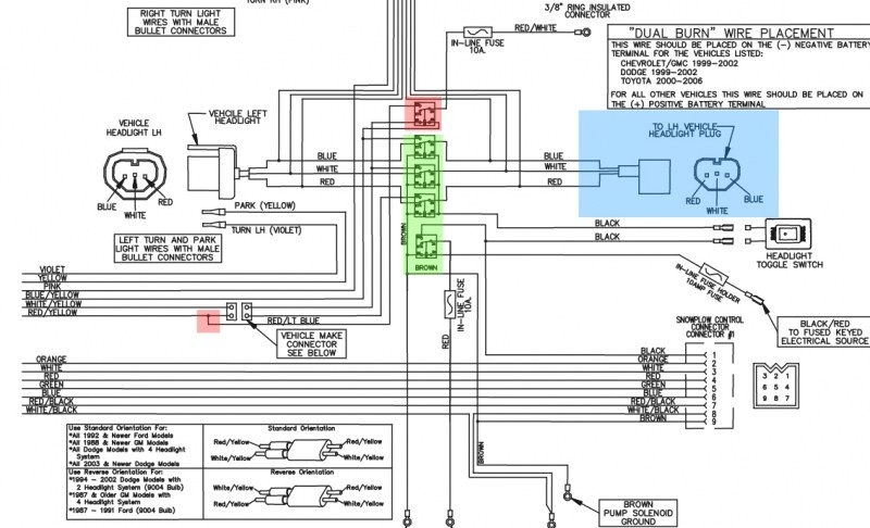 meyer plow controller wiring diagram for goodman gas furnace snow dogg way parts ~ elsalvadorla