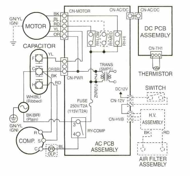 [DIAGRAM] Evcon Mobile Home Furnace Wiring Diagram FULL