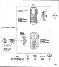 √ Ddec 3 Ecm Wiring Diagram | ddec 3 y 4 diagrama Ddec Ecm Wiring Schematic on