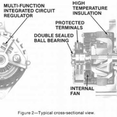 Cs130 Alternator Wiring Diagram Rcd Mcb Delco Remy | Fuse Box And