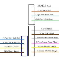 2000 Delco Radio Wiring Diagram Kia Rio 2016 Stereo Delphi | Fuse Box And