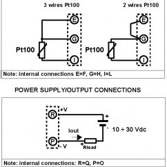 Pt100 Rtd Wiring Diagram 2006 Jeep Commander Fuse Box 3 Wire | And