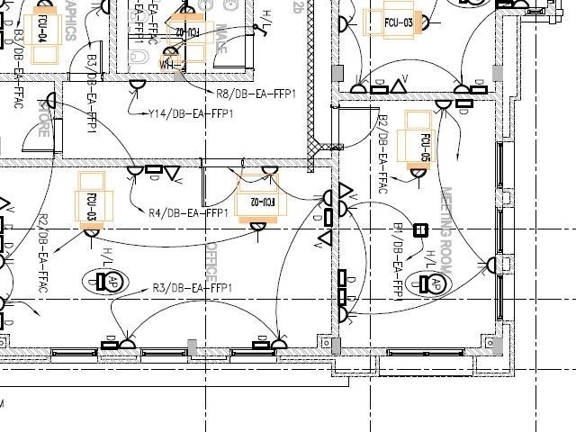 Electrical Installation Wiring Diagram Building pertaining