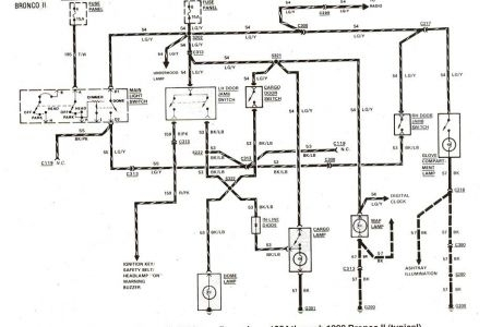 1984 Ford F250 Fuse Diagram : 27 Wiring Diagram Images