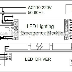 Emergency Fluorescent Light Wiring Diagram Clothes Dryer Maintained | Fuse Box And