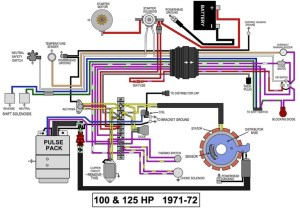 Evinrude Ignition Switch Wiring Diagram | Fuse Box And
