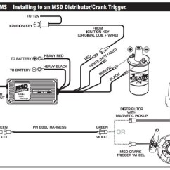 Msd Wiring Diagram Hei Vtec B16a Chevy 350 To Distributor | Fuse Box And