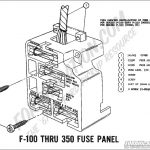 1968 Ford F100 Wiring Diagram pertaining to 1968 Ford F100