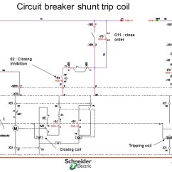 Square D Shunt Trip Breaker Wiring Diagram 1997 Ford F150 Headlight Switch Circuit | Fuse Box And