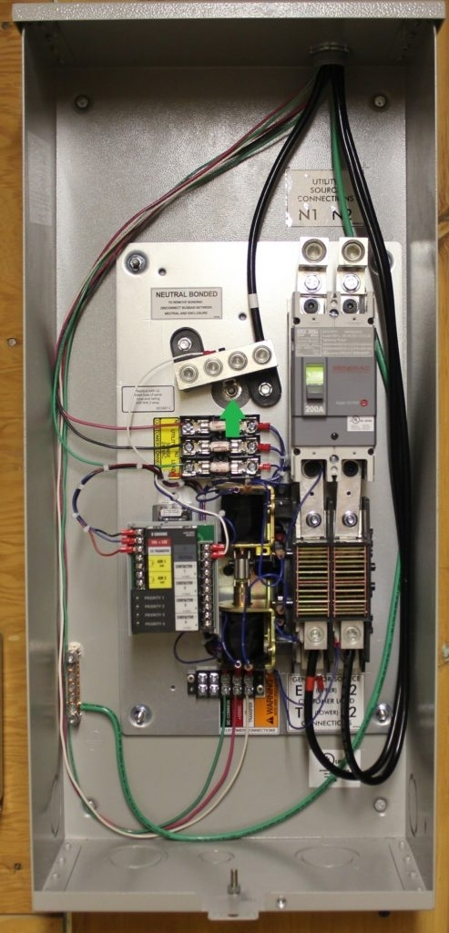 Transfer Switch Wiring Diagram On Auto Generator Wiring Diagram