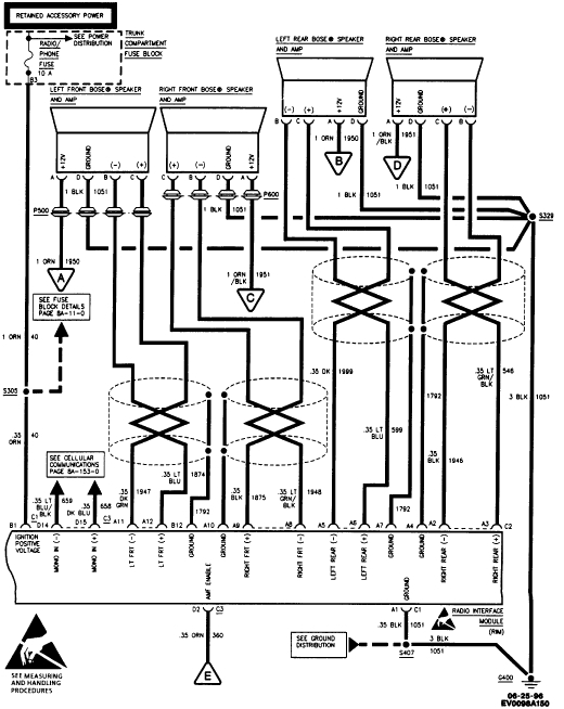 Boss Audio Bv9362bi Wiring Diagram For Boss 2 Channel