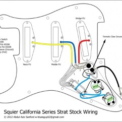 Fender Telecaster N3 Wiring Diagram 2004 Jeep Grand Cherokee Power Windows Eric Clapton Strat   Fuse Box And