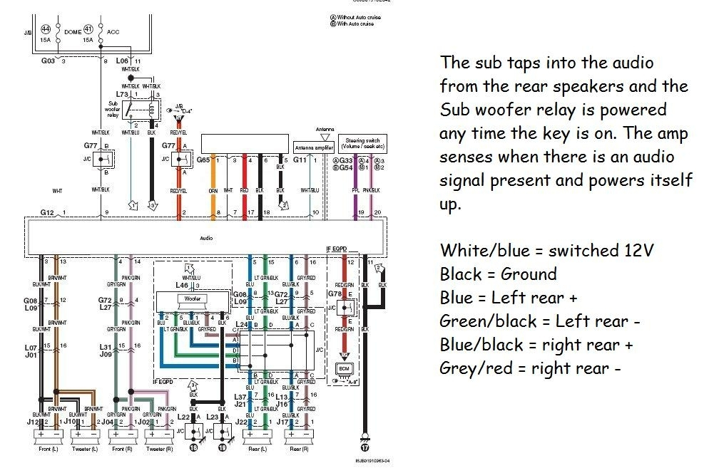 Clarion Car Audio Wiring Diagram Free Picture Army Zagato