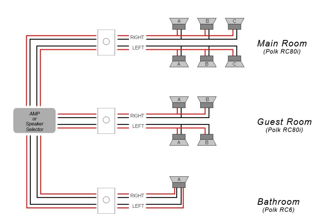 parallel wiring diagram speakers bt vdsl home theater speaker | fuse box and