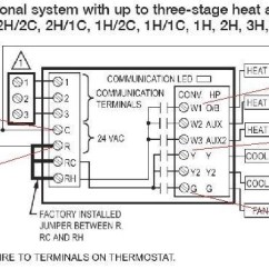 Honeywell Thermostat Wiring Diagram Rth6350 Single Gang Light Switch | Fuse Box And