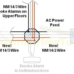 Mains Powered Smoke Alarm Wiring Diagram 1990 Club Car 36 Volt | Fuse Box And