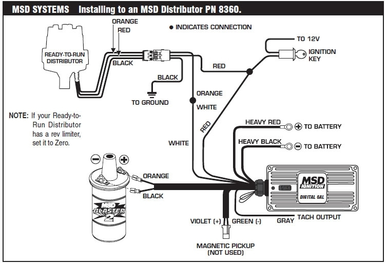msd ignition 6a 6200 wiring diagram car starter motor | fuse box and
