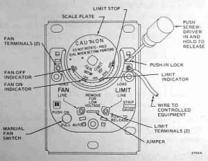 Honeywell Fan Limit Switch Wiring Diagram | Fuse Box And