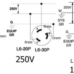 20 Amp Twist Lock Plug Wiring Diagram Run Capacitor How To Wire 240 Volt Outlets And Plugs In 30 | Fuse Box ...