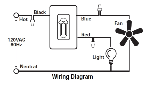 Hunter Ceiling Fan Wiring Diagram Wiring A Ceiling Fan