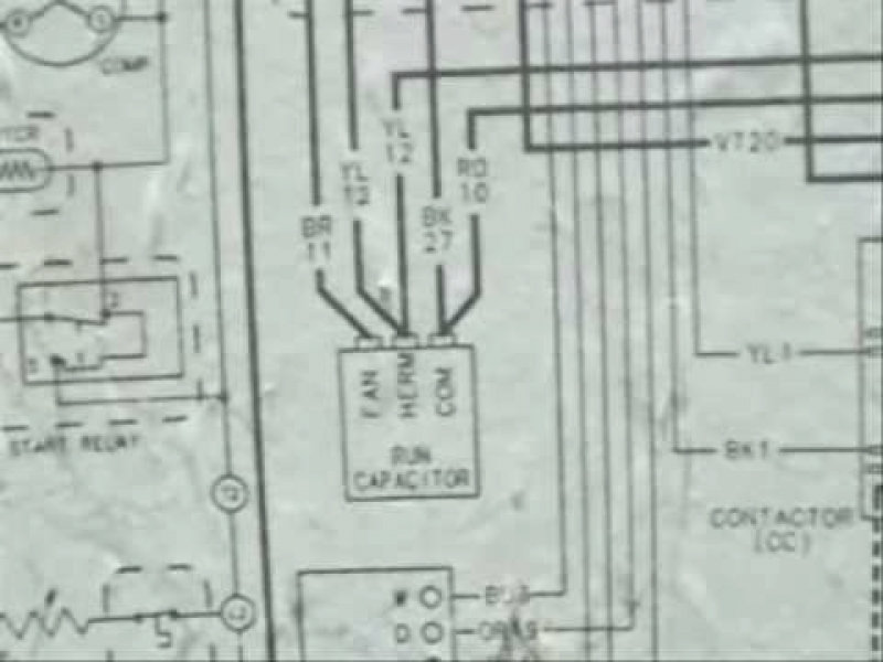 Hvac Wiring Diagrams 2 – Youtube