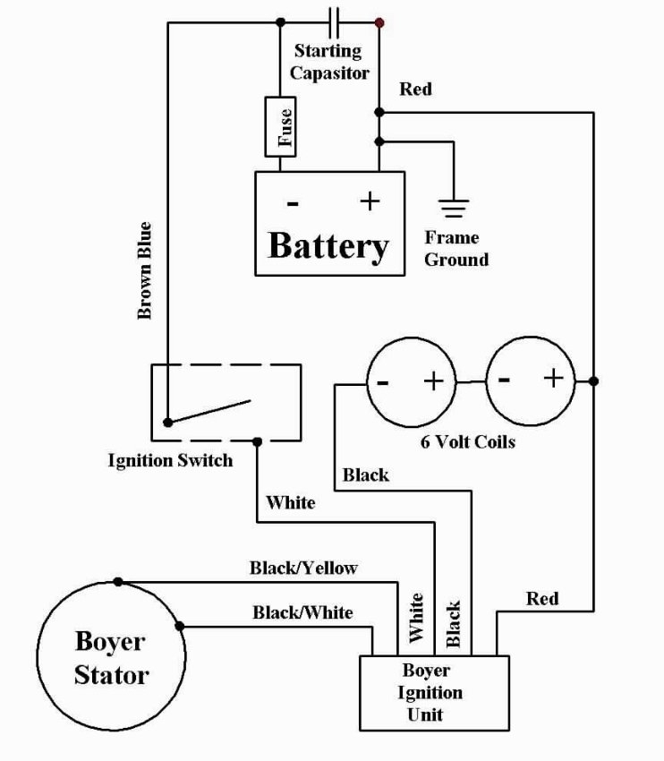 Ignition Wiring Diagram Coil Wiring Diagram Coil Wiring
