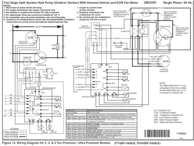 diagram electric heat sequencer wiring diagram for furnace