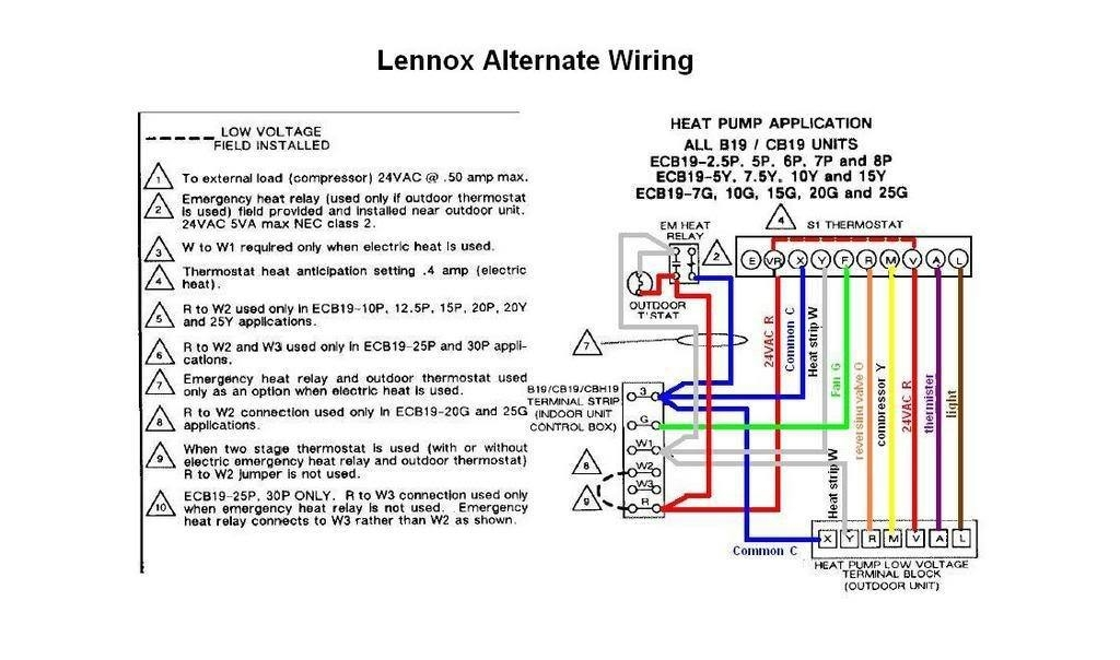 lennox heat pump thermostat wiring diagram 2006 chevy truck radio manual e books for diagrams sourcelennox