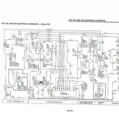 Bobcat T190 Wiring Diagram Kia Rio 2001 Stereo John Deere 317 Inside 1050 | Fuse Box And