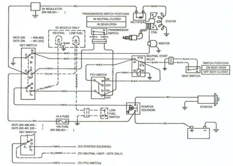 John Deere 317 Wiring Diagram with regard to John Deere