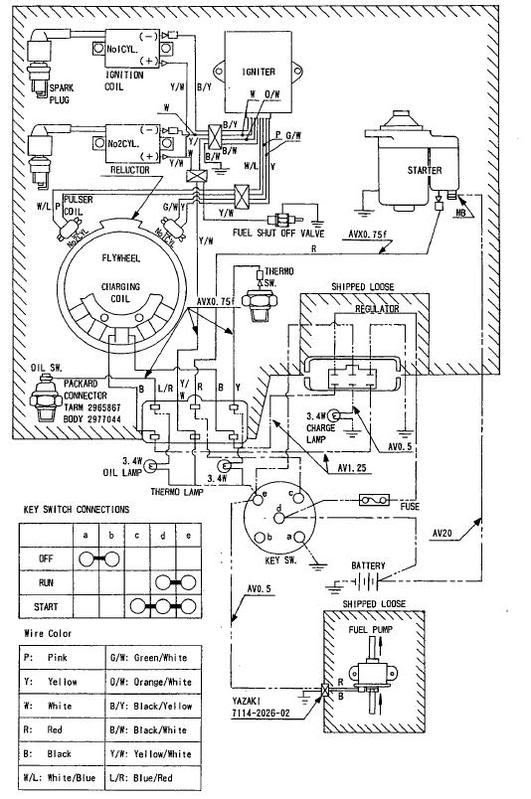 Kawasaki Zx6r Wiring Diagram As Well 750 John Deere 750