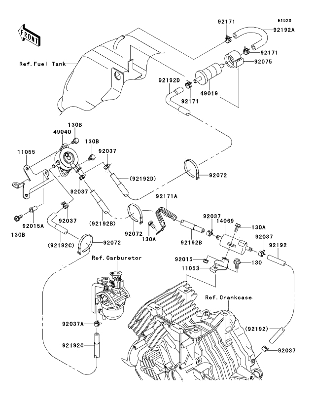Kawasaki Mule 3010 Ignition Wiring Diagram. John Deere