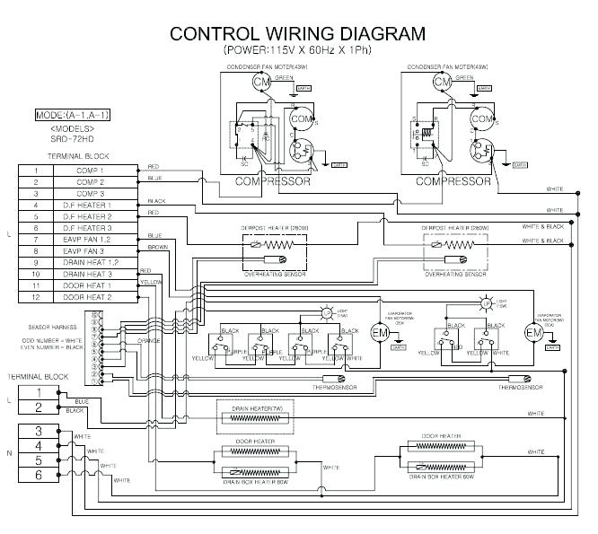 Kenmore Fridge Wiring Diagram : 29 Wiring Diagram Images