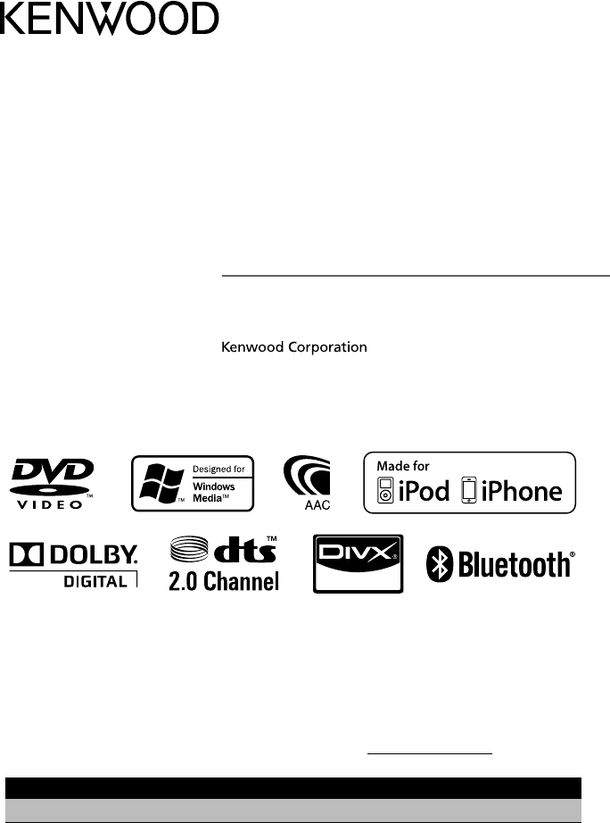 diagrams pioneer avh kenwood car video system ddx318 pdf user's manual  free kenwood ddx418